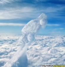 สร้างสรรค์ลายศิลป์ ให้เมฆสวย 2