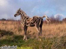 อัศวินม้าไม้