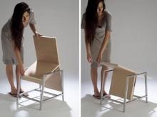 โต๊ะเป็นเก้าอี้ง่ายเพียงแค่พลิกฝ่ามือ