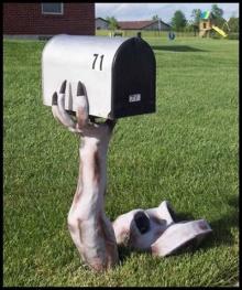 ตู้จดหมายไม่เหมือนใคร!