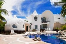 มหัศจรรย์ บ้านหอย คาซา คาราคอล เชลล์ เฮ้าส์