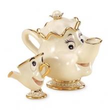 กาน้ำชาที่สวยงามและน่ารัก