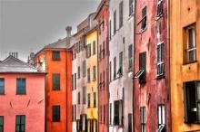 รวมภาพบ้านสวยหลากสีสัน