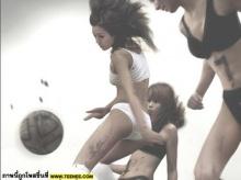 บอลหญิงเด๋วนี้เล่นมันส์กว่าบอลชายอีก ไม่เชื่อมาดู