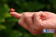 หม้อจิ๋วใบเล็กที่สุดในโลก