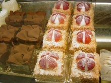 Cakes..In Japan