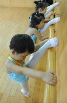 เก่งจริง!! นักเต้นตัวน้อย...