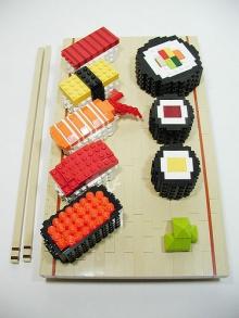 Sushi Lego 1