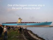 Emma Maersk ~ World's Largest Ship