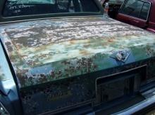 โต๊ะจากเศษซาก..รถยนต์..!!