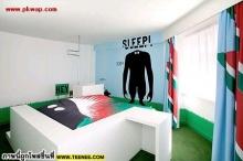 ห้องนอนแปลกๆ