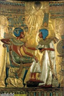 egyptian art ตามที่ขอเข้ามา