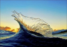 Amazing photographs of waves