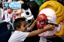 มาดู..งานเทศกาลหน้ากากใน คอสตารีก้า