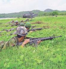 ทหารไทยแข็งแรง ฝึกคอบร้าโกลด์