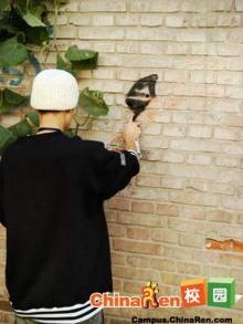 เด็ก Art ศิลปะบนกำแพง