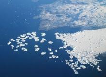 อิลูลิสสัท ไอซ์ฟยอร์ด ธารน้ำแข็งที่ไหลเร็วที่สุดของโลก