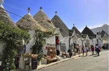 หมู่บ้านปลายดินสอ แห่งอิตาลี