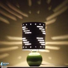 โคมไฟ...จากกระป๋อง