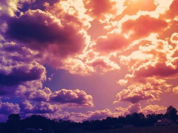 ภาพท้องฟ้าสวยๆ