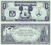 เงินสกุล Disney