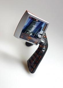New Mobile Phone - โทรศัพท์มือถือในอนาคต