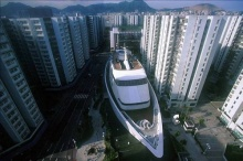 ~~~ ห้างสรรพสินค้ารูปทรงเรือสำราญ ในฮ่องกง ~~~