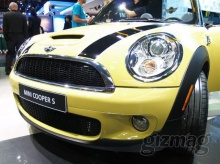 New MINI Convertible due in March 2009