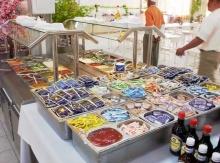 โรงอาหารของอเมริกันในอิรัก