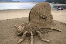 ..ปะก่อกองทรายเล่นกัน..*v* (1)