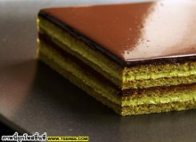 Opera Cake .. ที่สุดของขนมเค้ก >,<