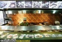 นั่งกินข้าวอยุ่จะมีระเบิดไหมน่า