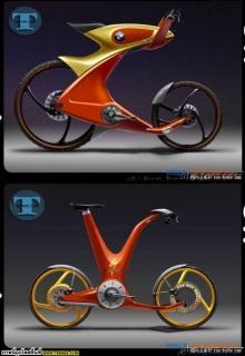 สุดยอด.. นวัตกรรม จักรยานไฮเทค