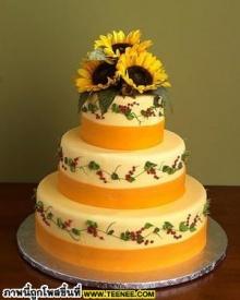 # ♂ ♀ มาดูเค้กแต่งงานกาน♥ ♡ ♫ ♬