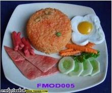 โมเดลอาหารคาว-หวาน:by Pim