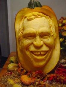 Creativity from Pumpkin