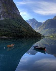 ธรรมชาติสวยงาม ณ Norway