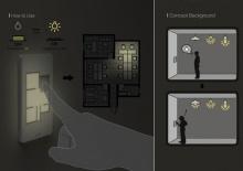 สวิตช์ไฟ Floor Plan Light Switch