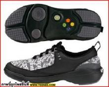 รองเท้าแรงบันดาลใจจากจอย Xbox360