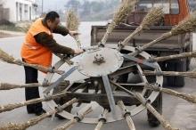 รถกวาดถนนจีน ไอเดียหลุดโลก โด่งดังทั่วโลก