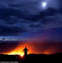 ลุยภูเขาไฟบันทึกภาพ ลาวาระอุ สุดสวยงามตา!!