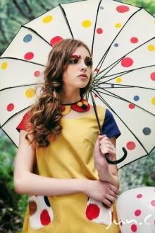 ร่มสวยๆ สำหรับฝนตกและกันแดด
