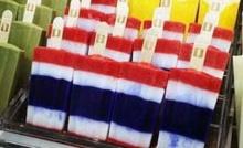 น่ารักมว๊ากก 'คัพเค้ก vs ไอติม' รักชาติ