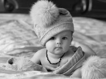 beautiful black & white
