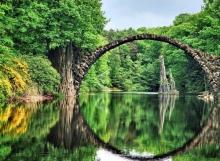 สะพานโบราณแห่งธรรมชาติ