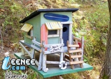 ไอเดีย...Birdhouse...(saki)