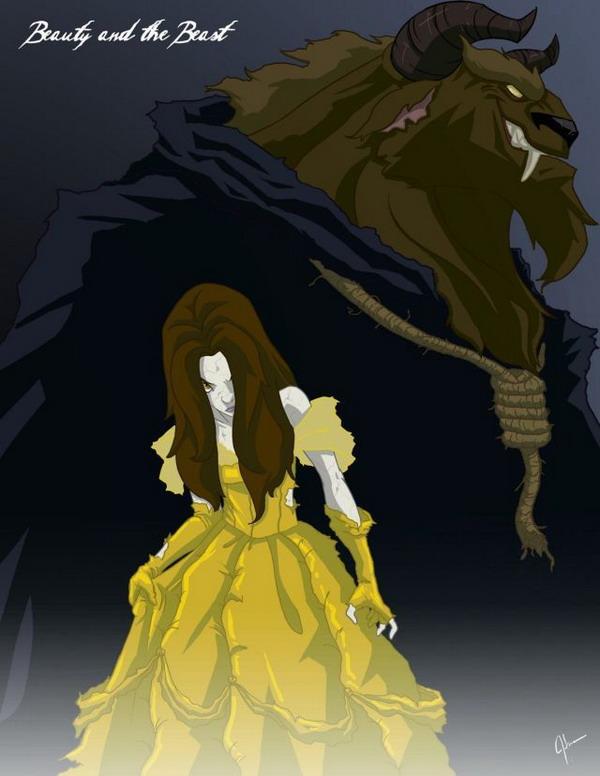 โอ้!! ถ้าเจ้าหญิงดิสนีย์กลายเป็นซอมบี้ !!