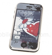 ~ iPhone Tattoo Protector Set ~