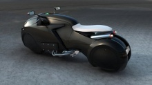Icare Motorcycle จากค่าย Honda เท่มากๆ
