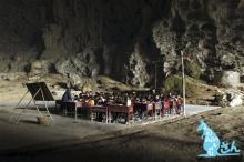 โรงเรียนในถ้ำ ที่จีน...